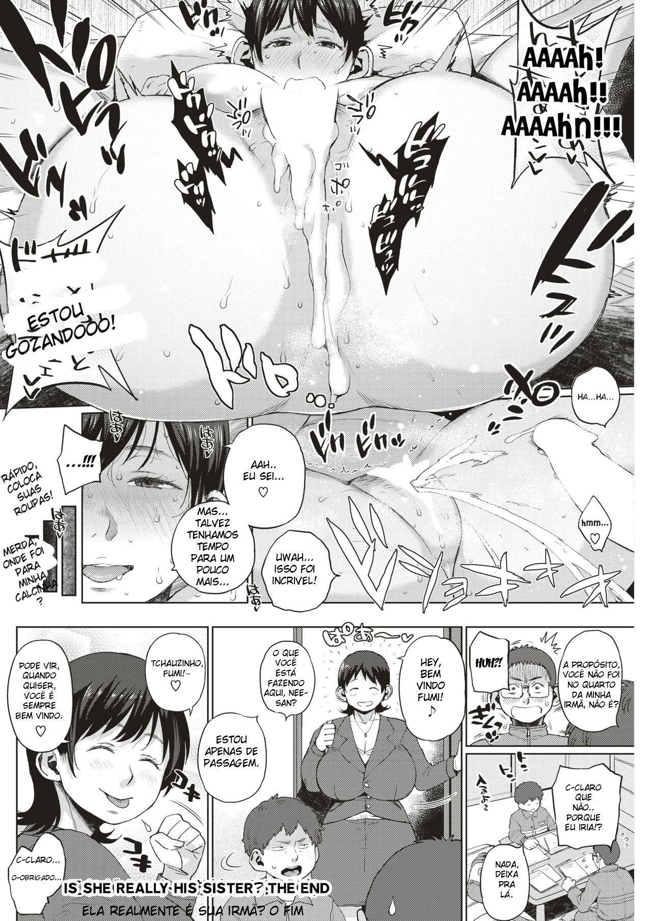 Kore Ga Honto No Onee-San!?