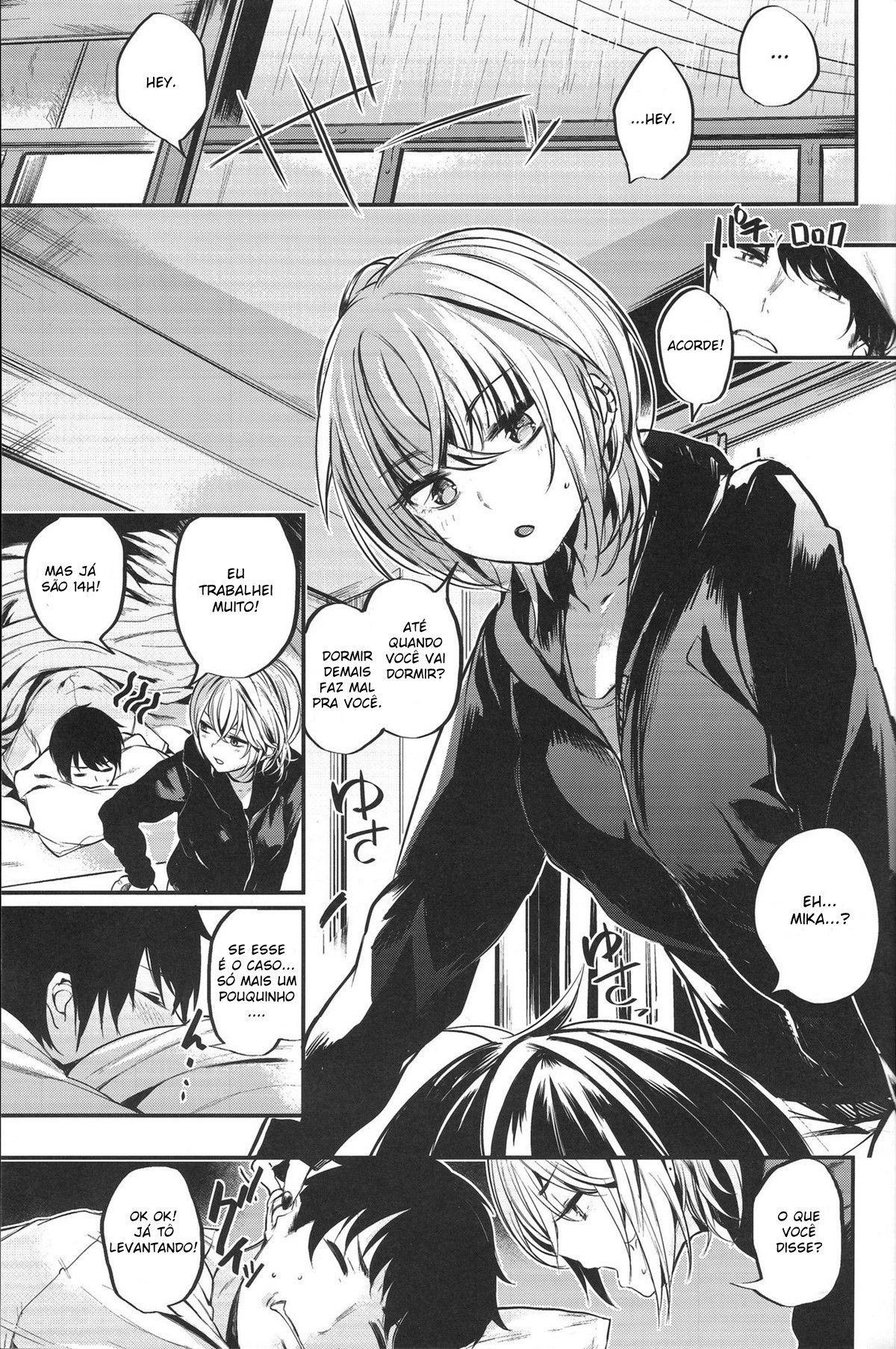 Sukoshi Furyouppoi Onnanoko to Kyuujitsu ni Ie de Daradara Shitai Hon